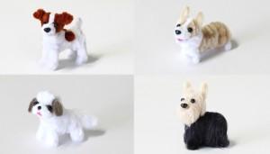 モール犬アドバンスA4種